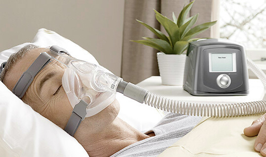 CPAP Machine Fix Obstructive Sleep Apnea